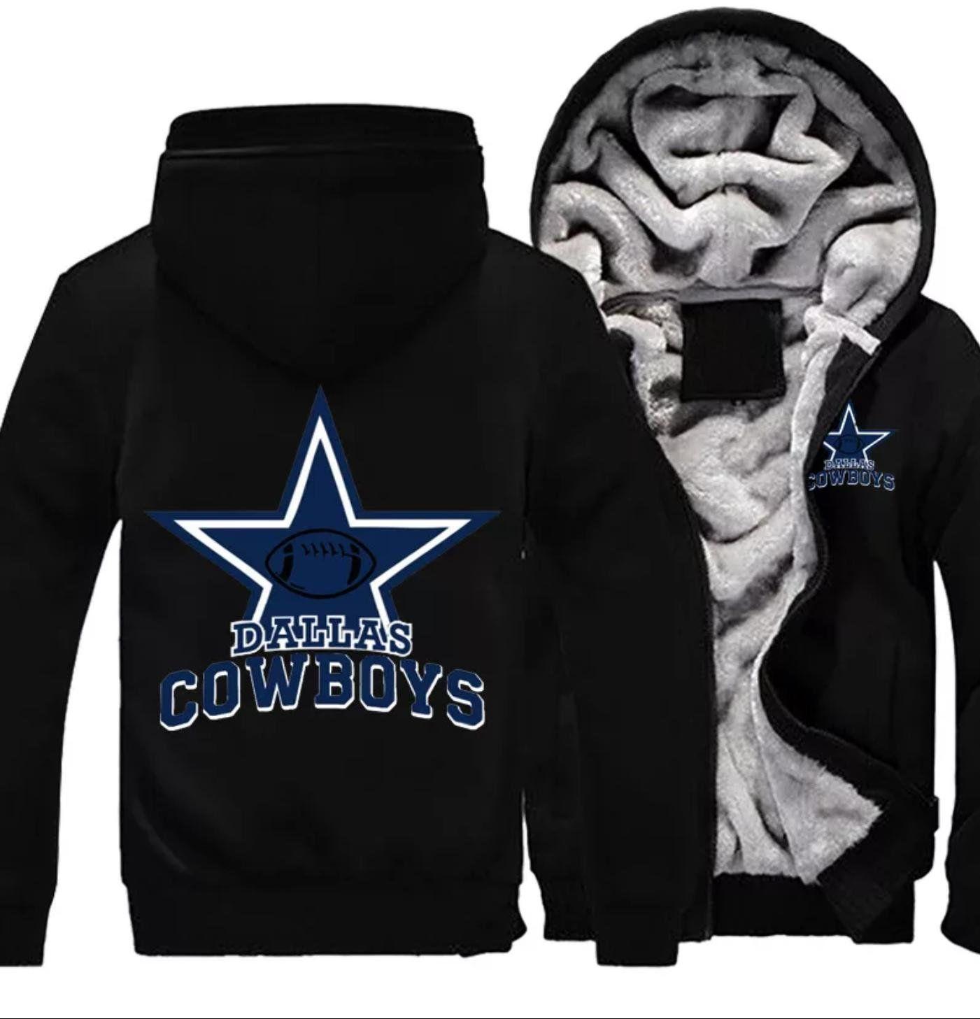 sports shoes fc821 6a715 Football Sports Dallas Cowboys Custom Print Design XS-4XL ...