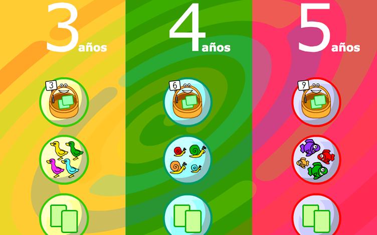 Juegos Educativos Infantil Juegos 3 4 5 Anos Pdi Pinterest