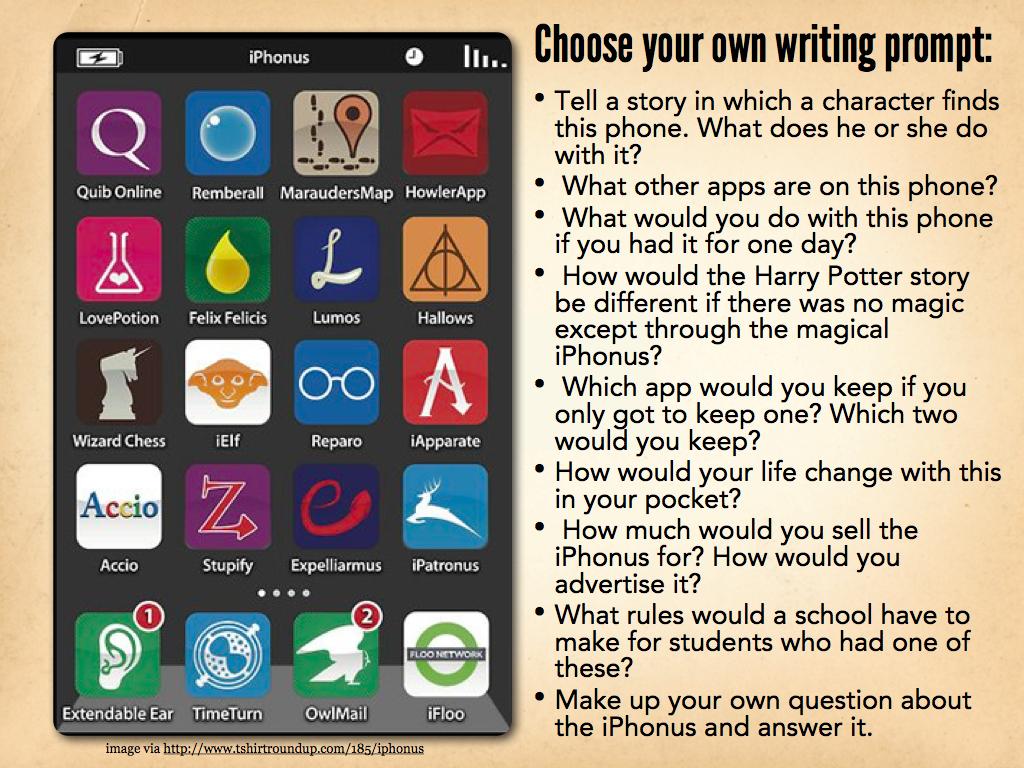 writing prompt app