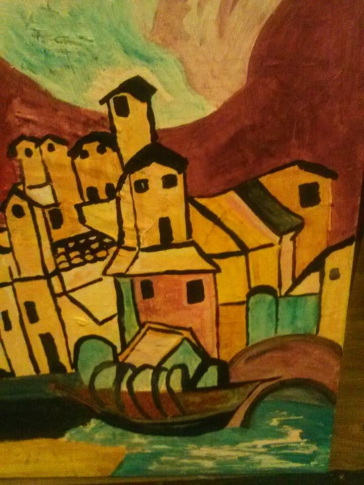 Cliff towngerman expressionism assignment from dazzio