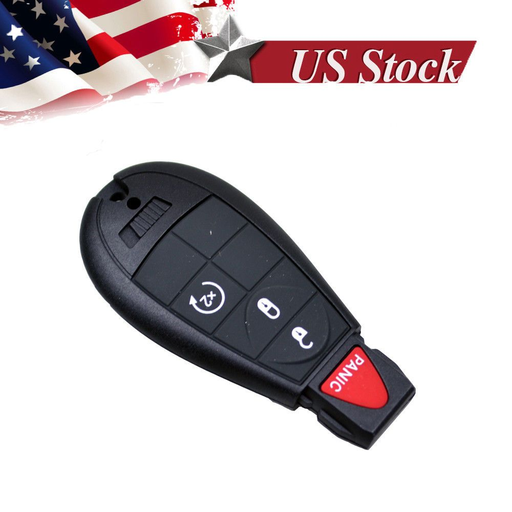 Fit Dodge Ram 1500 2500 3500 Pickup Remote Start Keyless Remote Key Fob Fobik Ebay Keyless Entry Systems Keyless Remote
