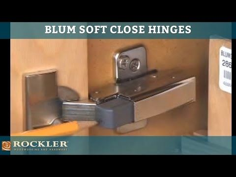 Blum 110 Soft Close Blumotion Clip Top Overlay Hinges For