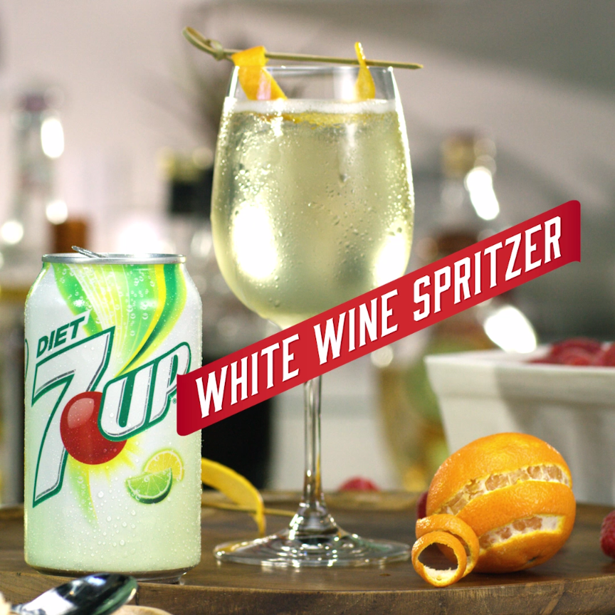 Do More With 7UP Recipes