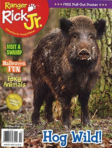 Ranger Rick Jr. Your Big Backyard Magazine Is Full Of Animal Fun And Facts  Your