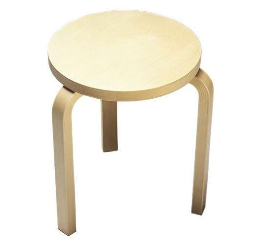 Three Legged Furniture Small Places Tom Dixon And Stools