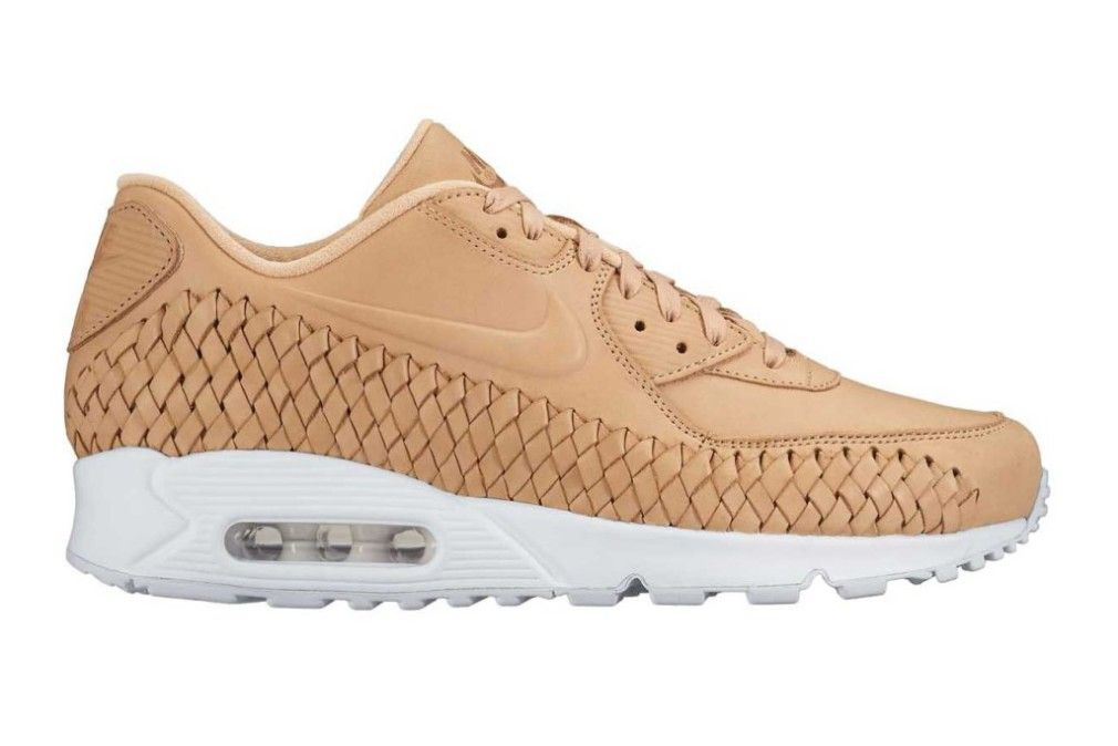 The Nike Air Max 90 Woven 2016 Pack is the latest version of the classic  silhouette that will be debuting in This Nike Air Max 90 Woven Pack 2016 145cde626