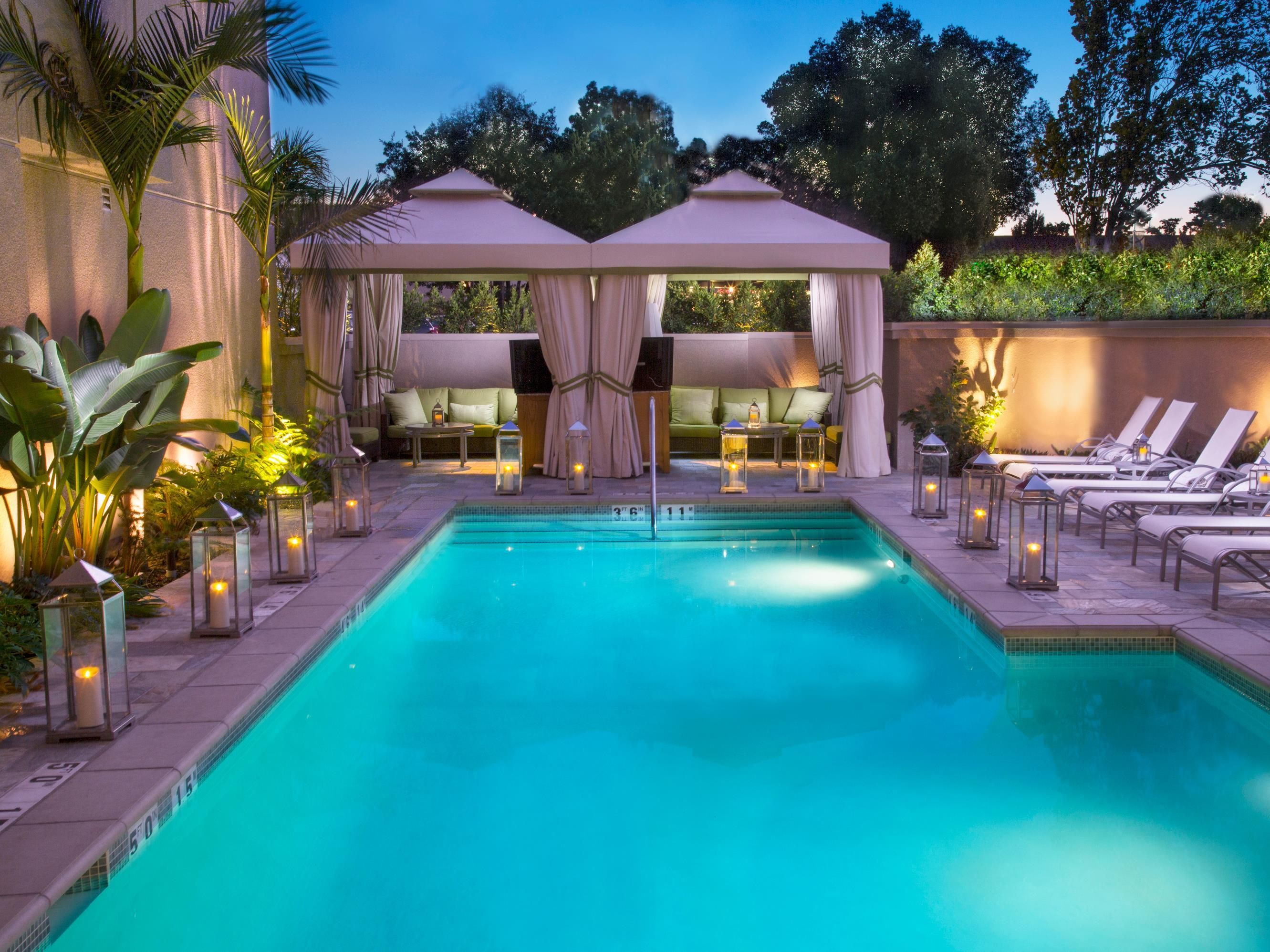 Superior one bedroom suite Hotel Amarano Luxury boutique in