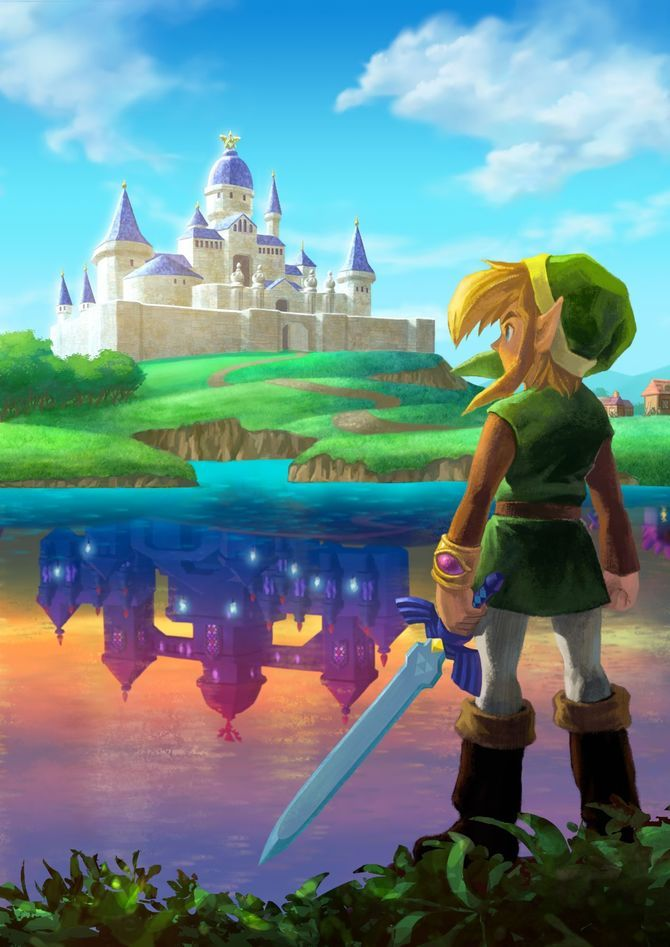 The Legend Of Zelda A Link Between Worlds DS The Legend Of - Minecraft legend spielen