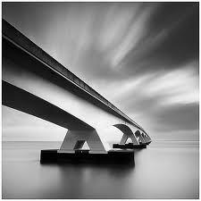 Zeelandburg in black & white #bridge