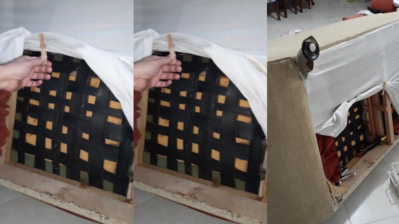 طريقة تنجيد الكنب تصليح الانتريه الهابط هبوط الانتريه اعمله بنفسك فى بيتك Home Renovation Fashion Dresses Renovations