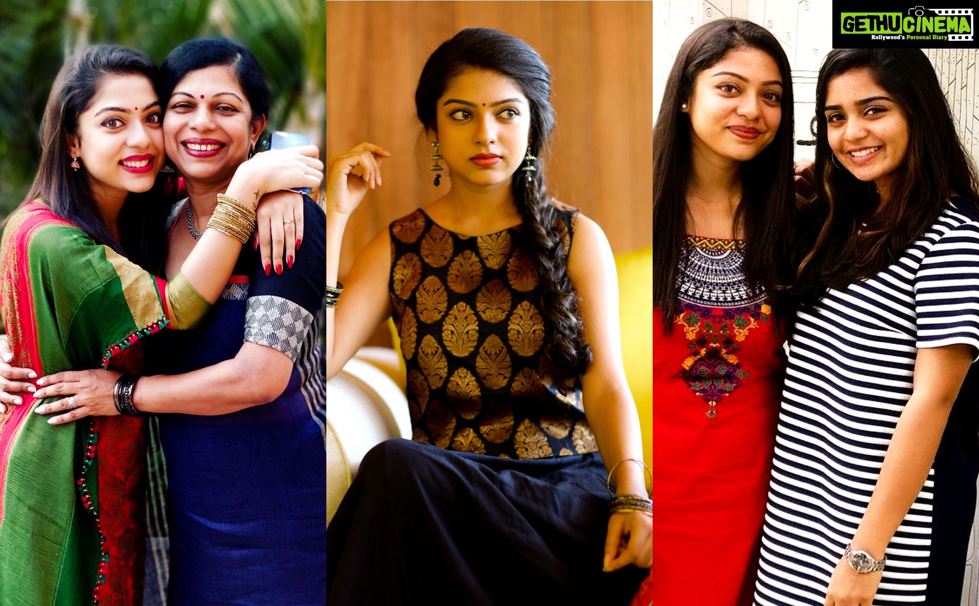 96 Seemathurai Movie Actress Varsha Bollamma Latest Hd Photos