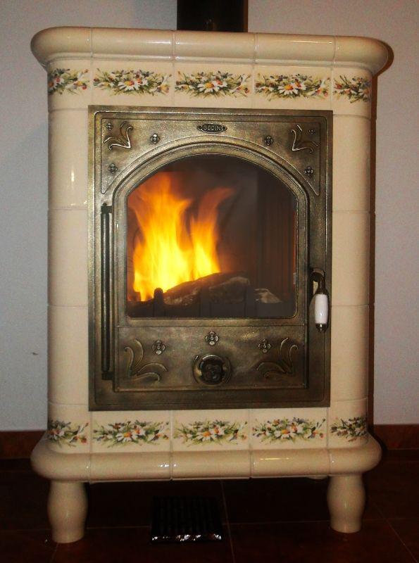 Kominek Kaflowy Piec Wolnostojacy Fireplace Home Home Appliances