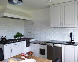 Totalna Metamorfoza Kuchni Z Piecem Kaflowym Home Decor Kitchen Cabinets Decor