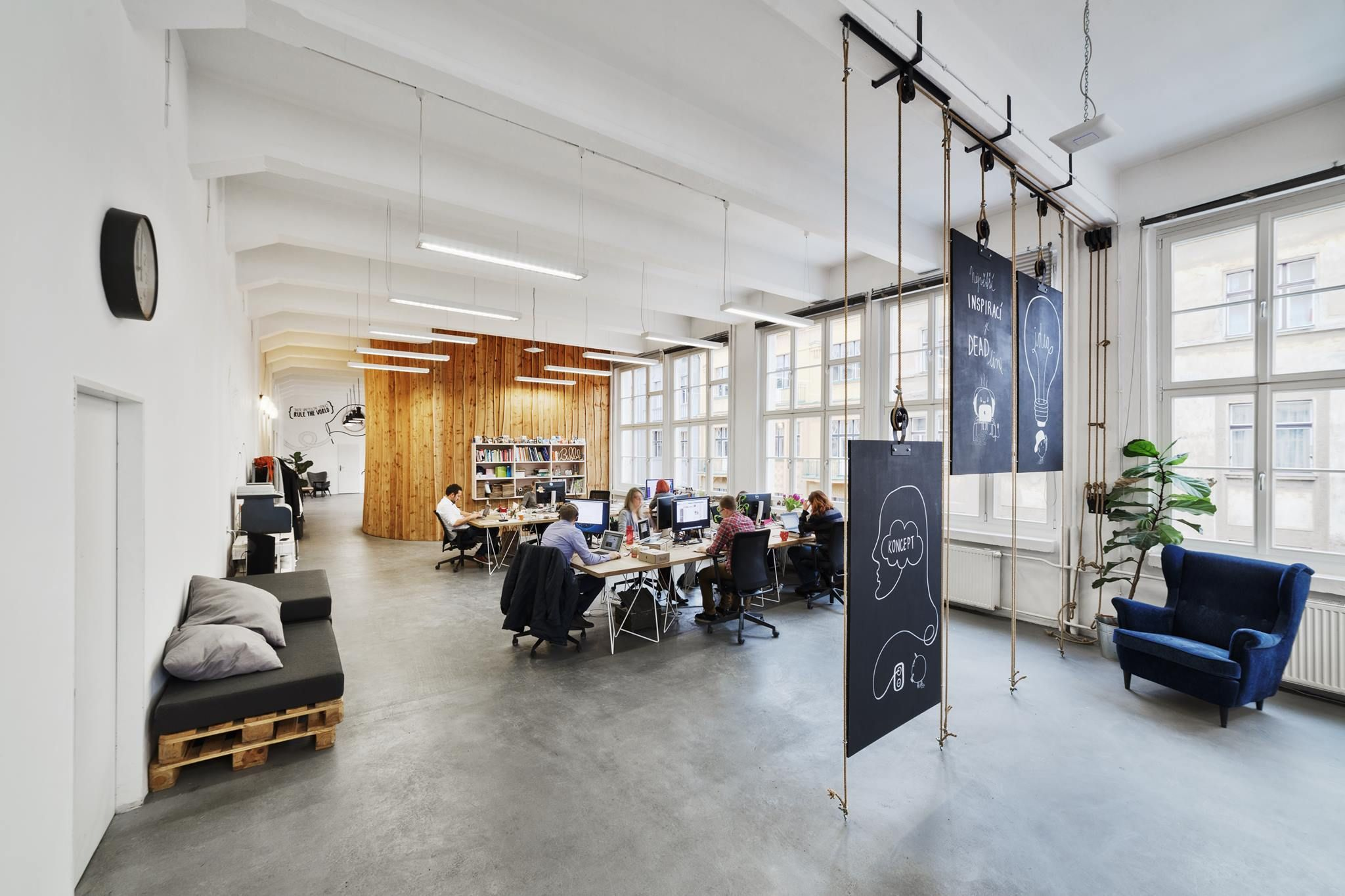 Captivating A Tour Of Bubbleu0027s New Super Cool Office | Cool Office, Offices And Prague