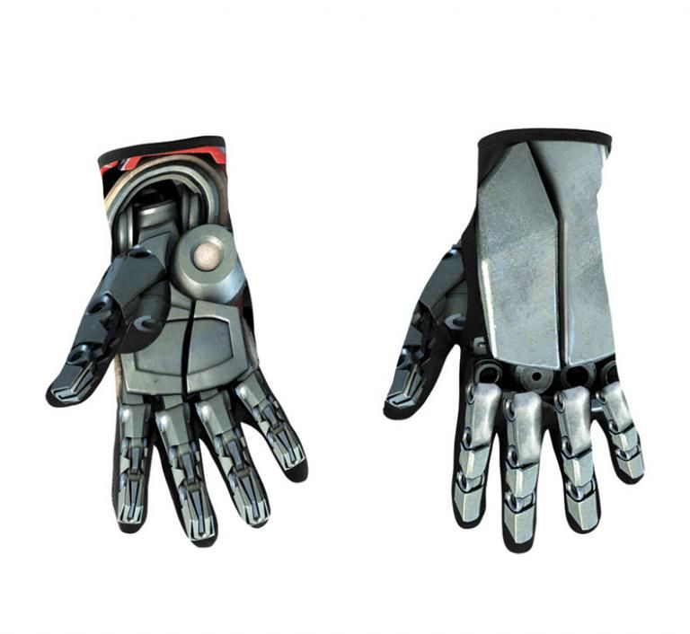 Transformers Optimus Prime Child Gloves