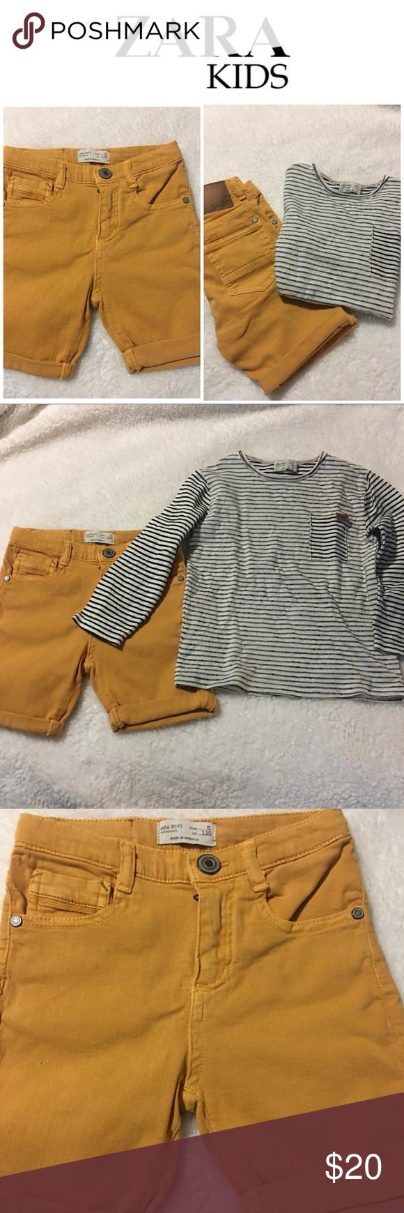 ZARA BOYS SHORTS | Zara boys, Boy shorts, Zara