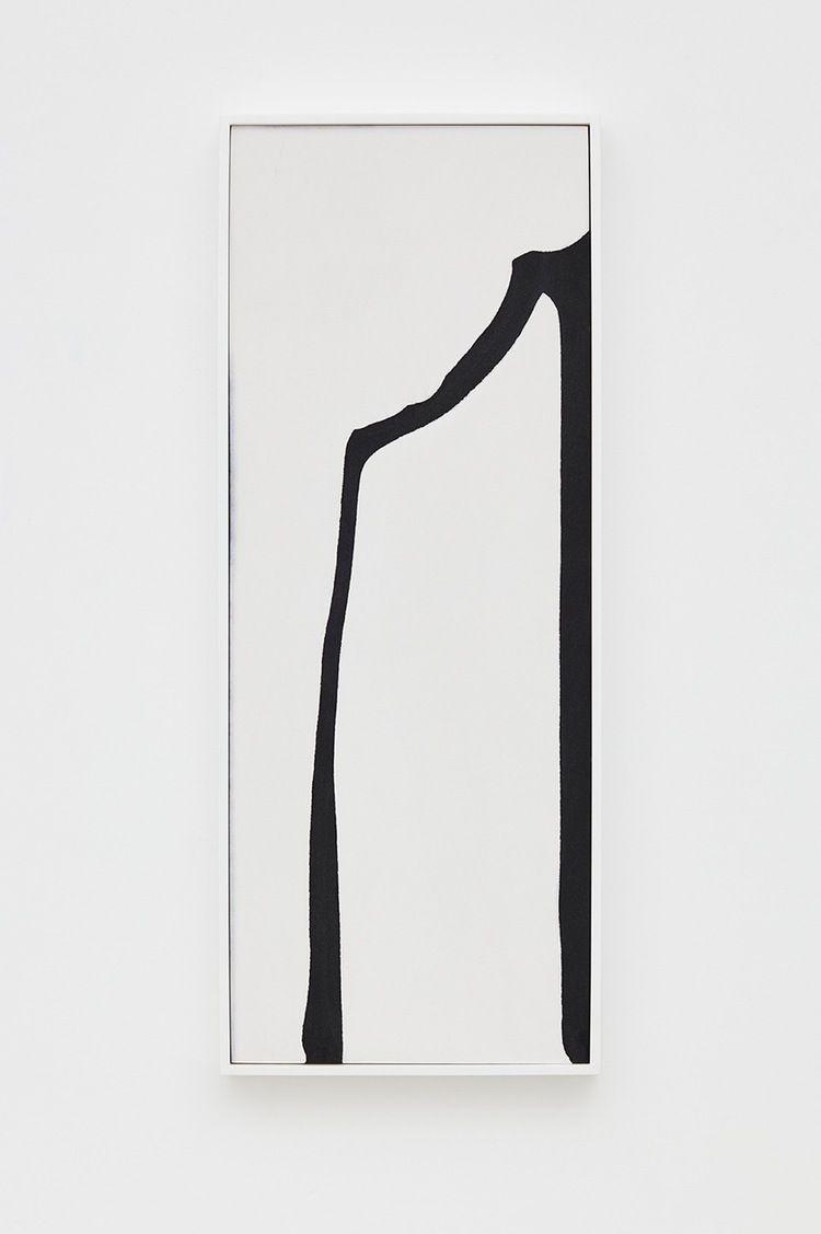 Anthony Pearson Untitled (Embedment) 2016 Interlock-cotton embedded ...