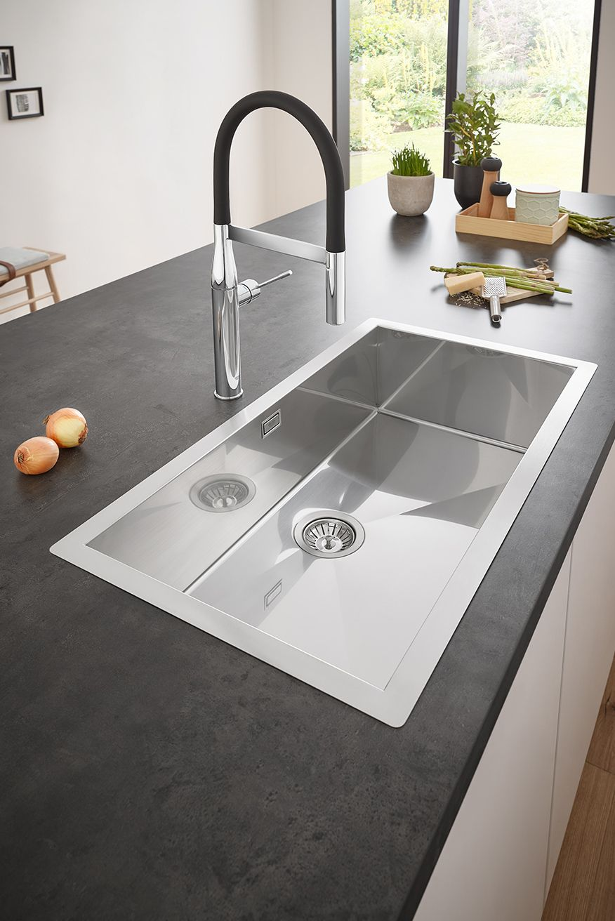 Bring Style And Design To Your Kitchen By Installing A New Grohe