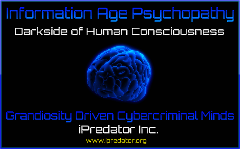 Online Psychopathy Image 21  Provided here is the link to iPredator's updated Online Psychopathy page presenting the traits of Online Psychopaths. At the base of the page, click on the PDF button to download the PDF paper. No personal information is required to download. Visit iPredator to review or download, at no cost, information about online psychopaths and the online psychopathy checklist by Michael Nuccitelli, Psy.D. Link: https://www.ipredator.co/ipredator/online-psychopaths/