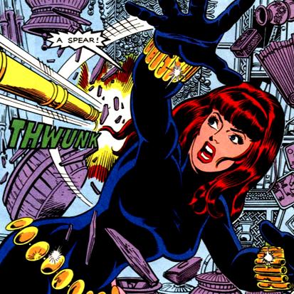 Imagens Imagens E Imagens De Black Widow Comic Vine Black Widow Marvel Black Widow Cosplay Black Widow Movie