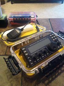 Kx3 gobox | Emergancy comms | Ham radio, Ham, Morse code