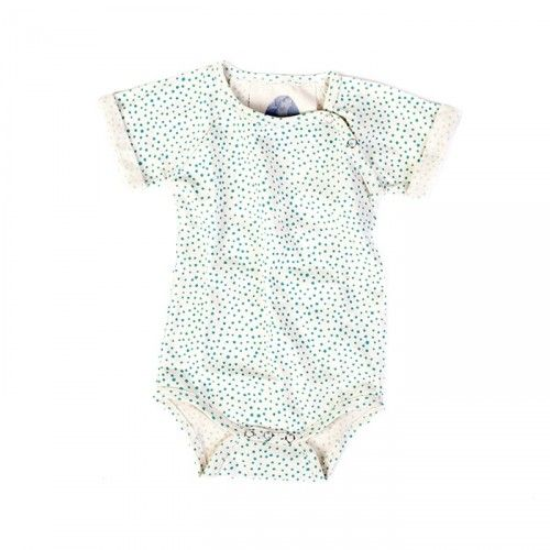 koolabah: dotted onesie