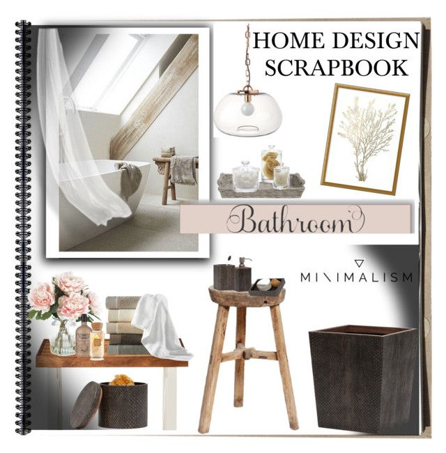 Home Design Scrapbook: Bathroom | Polyvore and Collection