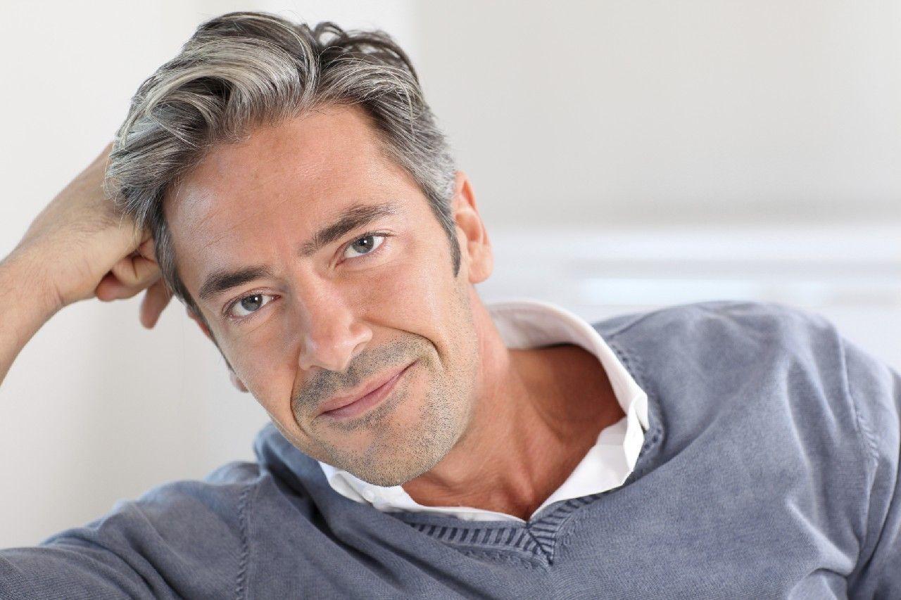 Cortes De Cabello Para Hombres De 60 Anos