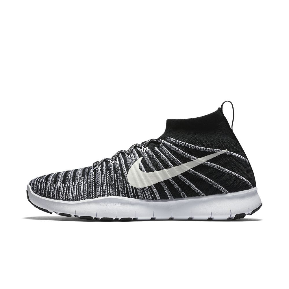 low priced 2f651 451fd Nike Free Train Force Flyknit Men s Training Shoe Size 11.5 (Black) - Clearance  Sale