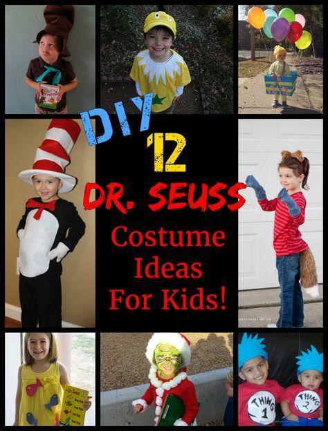 26+ Dr seuss dress up ideas information