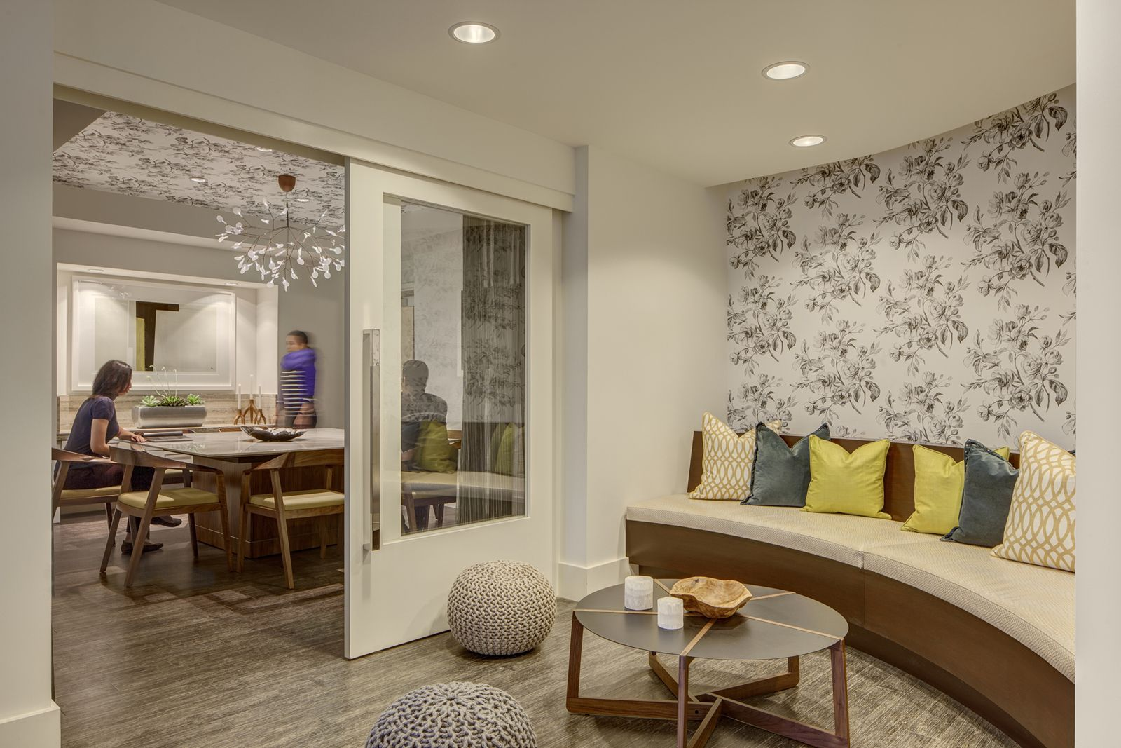 Couture Amenities | Icis Living Apartment Homes | Glendale, CA | Interior  Design By H