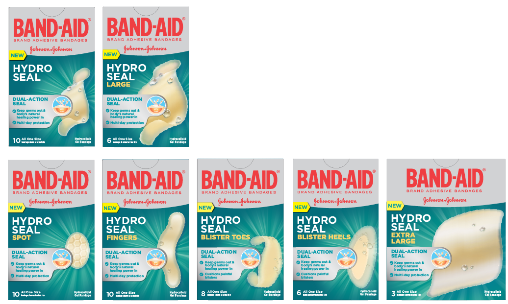 Check Out This Behance Project Band Aid Package Design Https Www Behance Net Gallery 51059279 Band Aid Package Design Band Aid Packaging Design Packaging