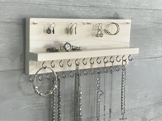 This Item Is Unavailable Necklace Holder Wall Jewelry Organizer Wall Diy Jewelry Holder