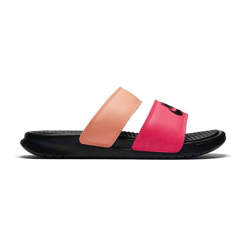 cheap for discount 0260d 3dbce Nike Benassi Duo Ultra Slide Womens Slide Sandals