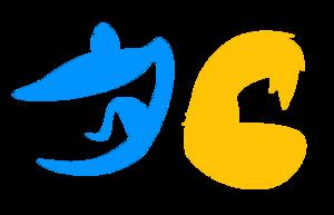 Rayman And Globox Logo By Killerzoe Logos Vimeo Logo Tech Company Logos