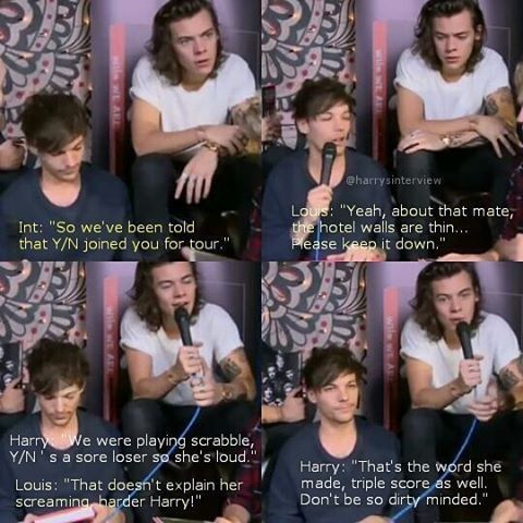 to late for that harry! X) X) X)   one direction in 2019