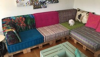 Pin de Look&Cushion en Look & Cushion Craft Sofa | Sala en
