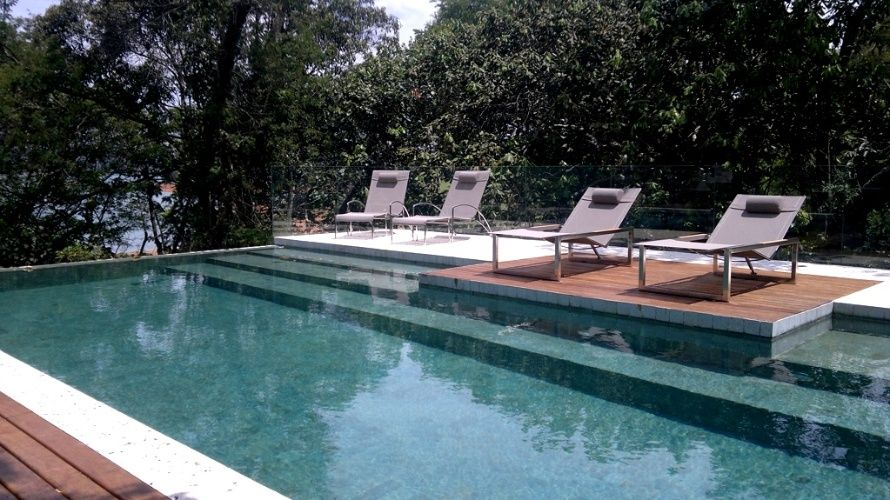 Calor do verão reunimos 20 piscinas e raias residenciais
