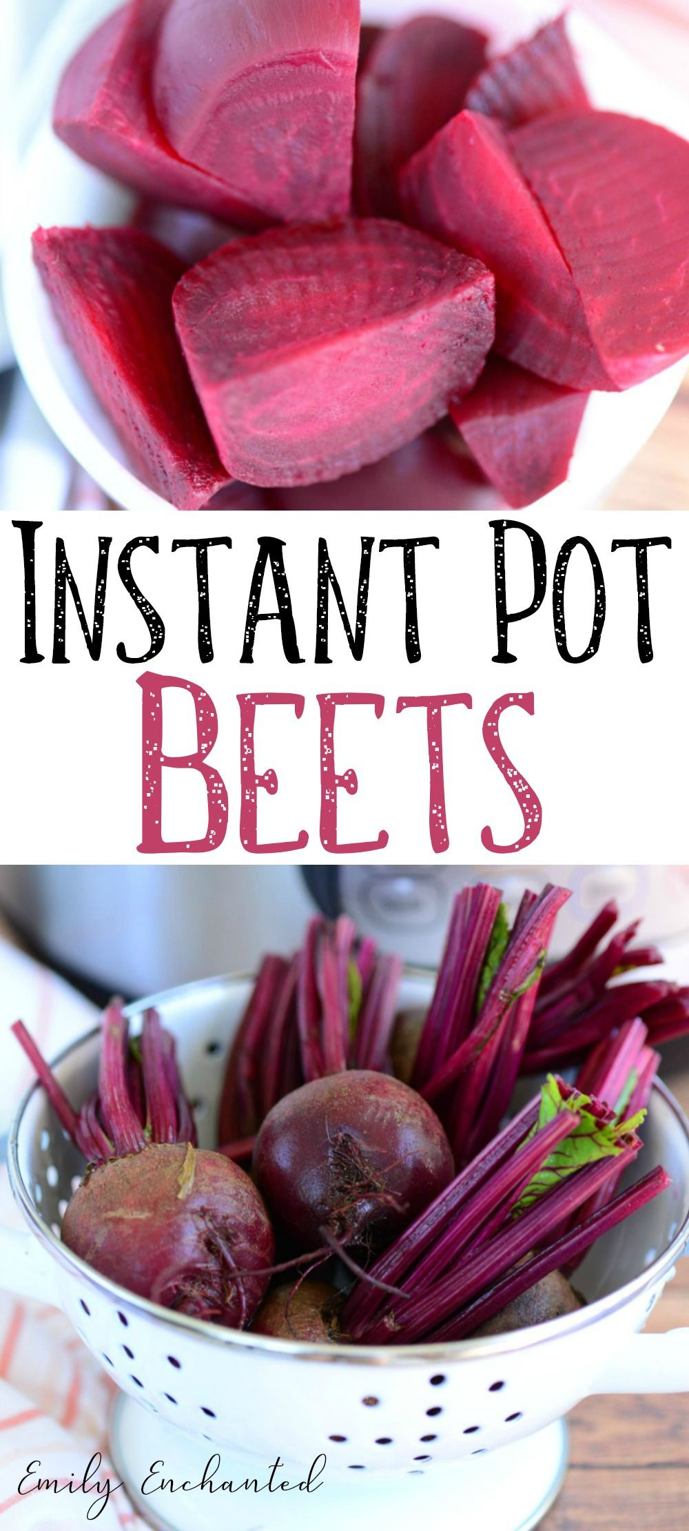 How To Make Beets In An Instant Pot Instant Pot Beets Beets