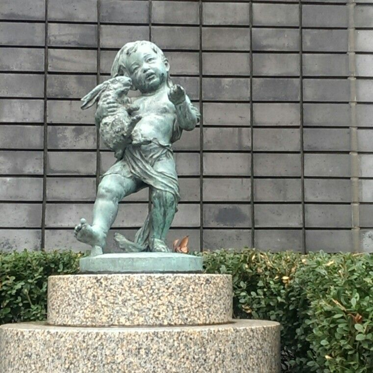 福岡市役所入口交差点 福岡県 Public Art Art Fukuoka
