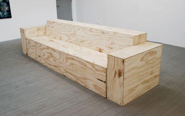 Plywood Sofa 2 Diy Sofa Plywood Furniture Handmade Furniture