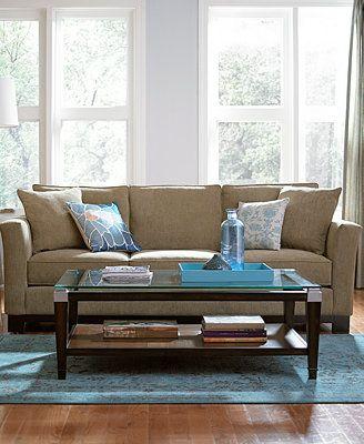 Kenton Fabric Sofa Created for Macys