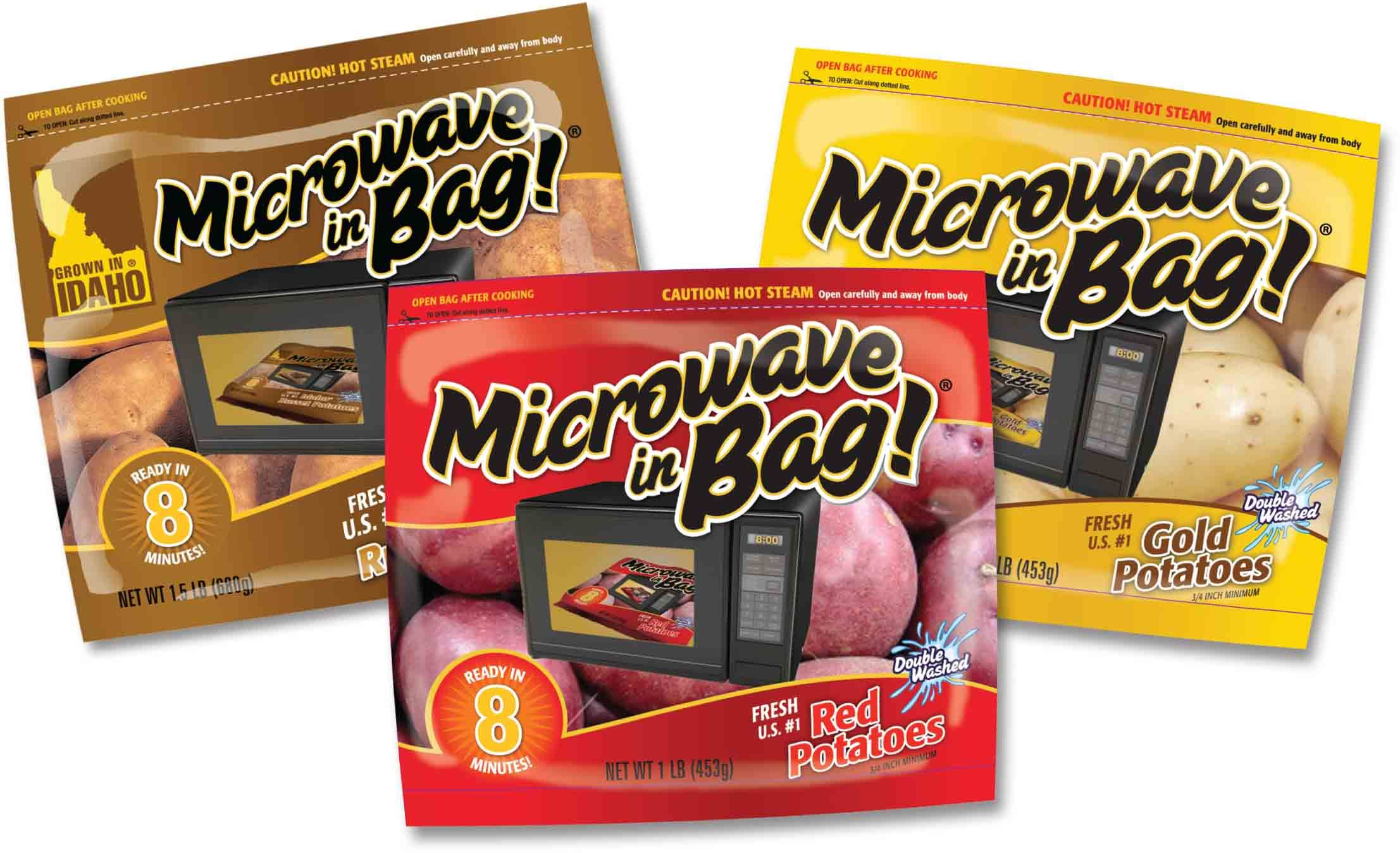 Wada Farms Microwave In Bag