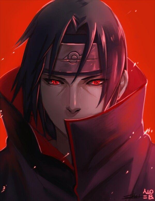 Itachi Uchiha Naruto Narutoanime Pinterest Itachi uchiha