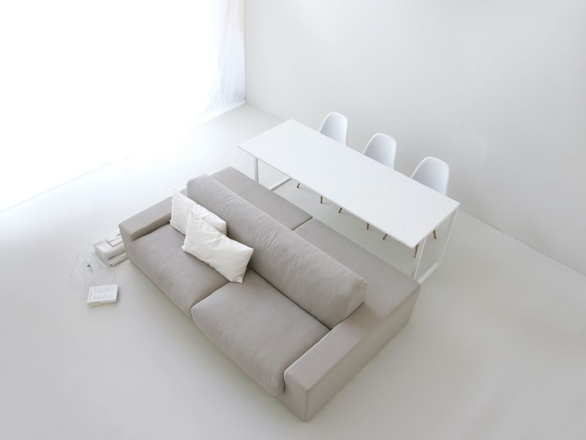 7 Gray Double Sided Sofa Jpg 850 638 Pixels