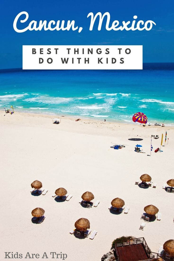the best things to do with kids in cancun   family travel tips