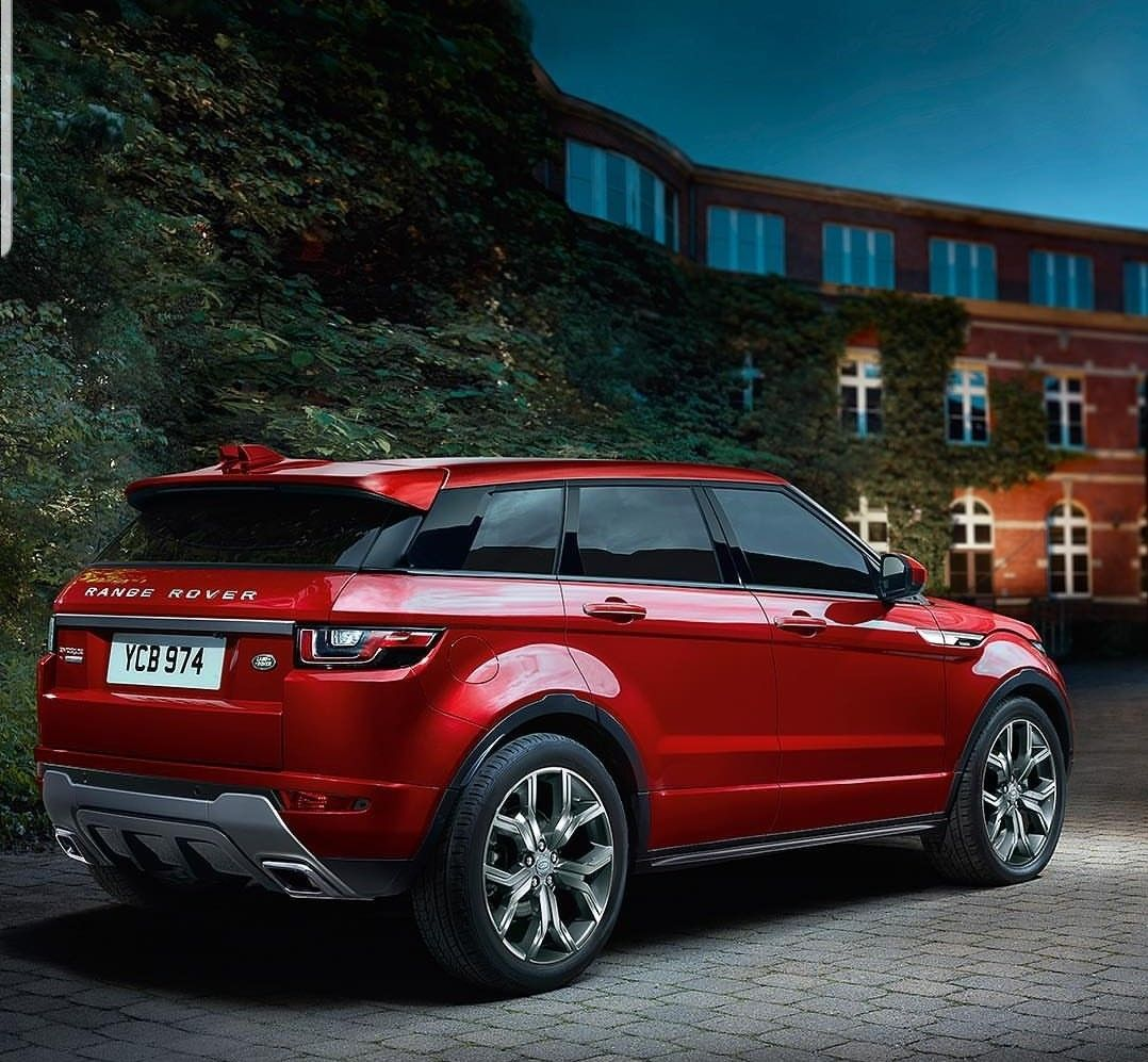 Land Rover Evoque 2018 Автомобили, Автомобиль, Тачка