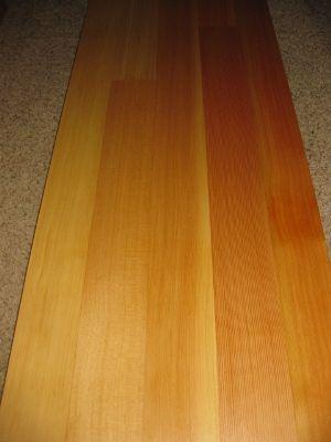 Clear Vert Grain Doug Fir Flooring Check