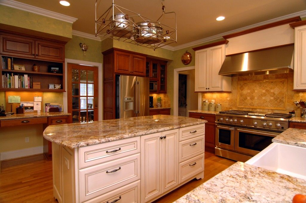Beautiful Kitchen Design In The Triangle Area Of Raleigh, NC