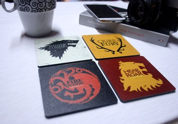 Verwonderlijk All Men Must DIY: 10 Crafts Inspired by 'Game of Thrones' (With BC-92